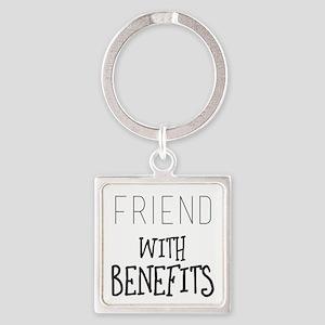 Friend With Benefits Keychains