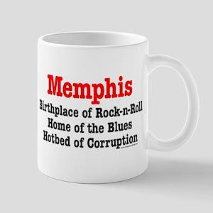 Memphis: Hotbed of corruption Mug
