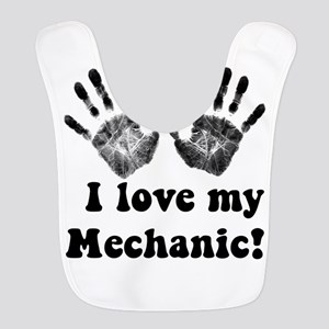 mechanic love Bib