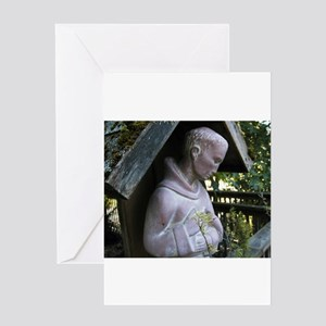 St Francis of the Animals Greeting Cards