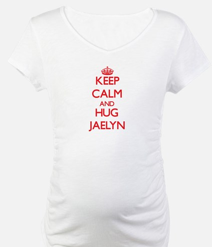 Keep Calm and Hug Jaelyn Shirt