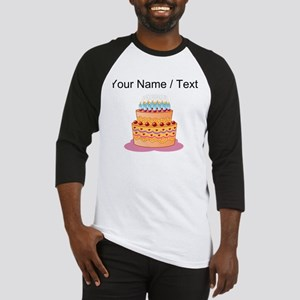 Custom Layered Cake Baseball Jersey
