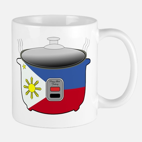 Rice Cooker Mug