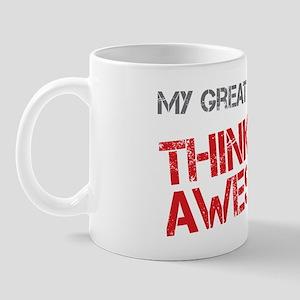 Great Grandma Awesome Mug