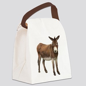 Donkey Canvas Lunch Bag