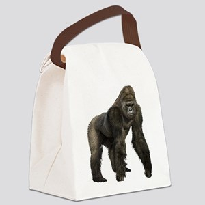 Gorilla Canvas Lunch Bag