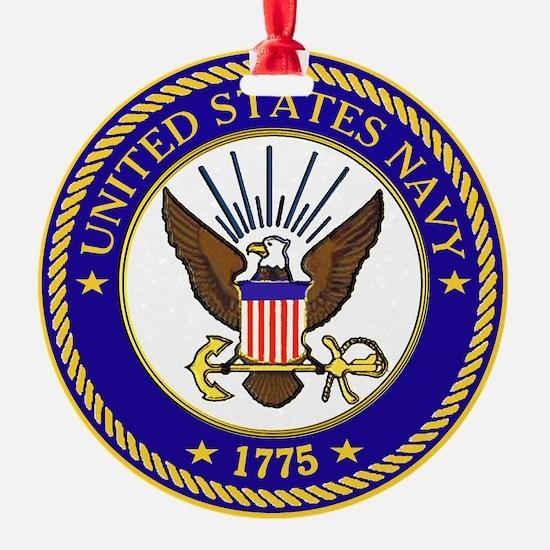 US Navy Emblem Ornament