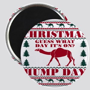 Red Green Hump Day Guess What Christmas Is  Magnet