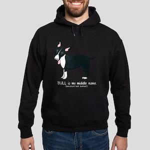 Bull Terrier Name D Hoodie
