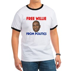 Free Willie From Politics T