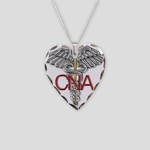 CNA Medical Symbol Necklace