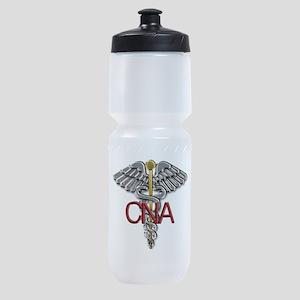 CNA Medical Symbol Sports Bottle