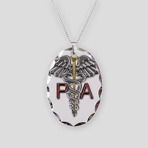PA Symbol Necklace