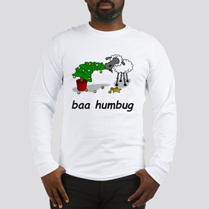 baa humbug Long Sleeve T-Shirt