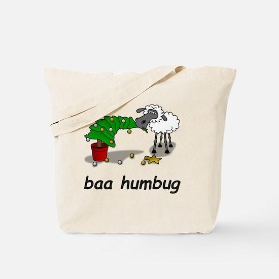 baa humbug Tote Bag