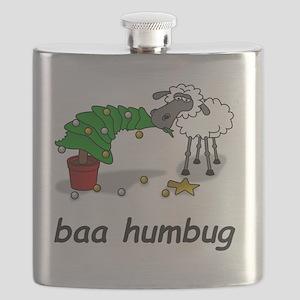 baa humbug Flask