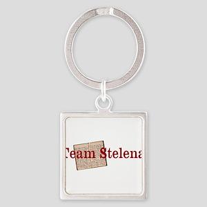 Team Stelena Keychains