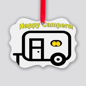 Happy Campers! Ornament