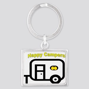 Happy Campers! Keychains