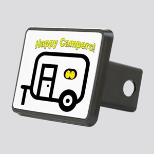 Happy Campers! Hitch Cover