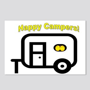 Happy Campers! Postcards (Package of 8)