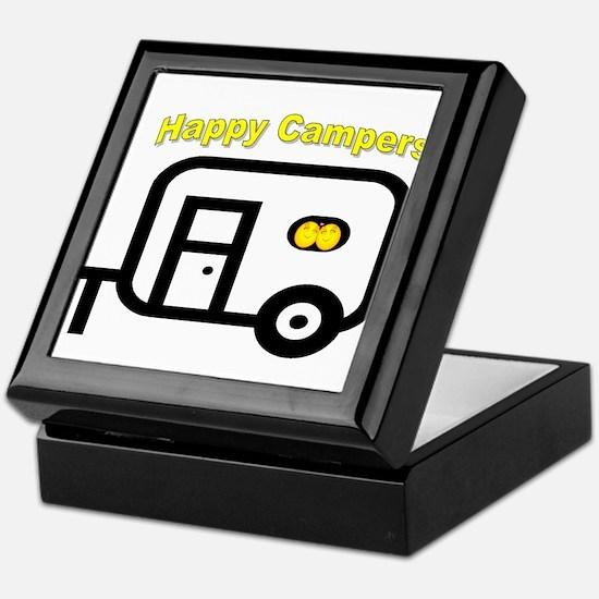 Happy Campers! Keepsake Box