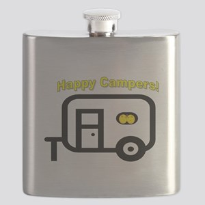 Happy Campers! Flask