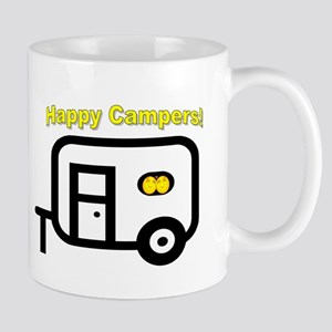 Happy Campers! Mugs