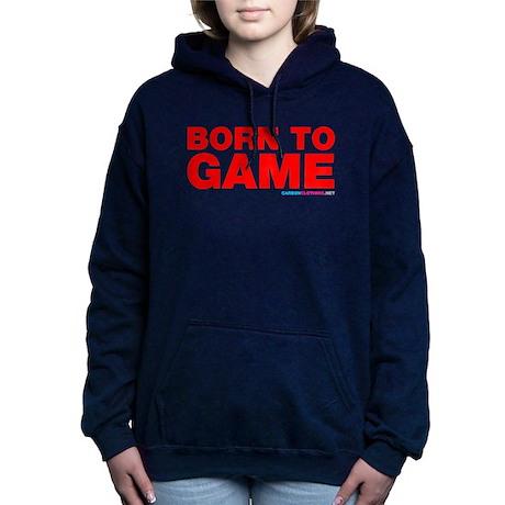 Born To Game Hooded Sweatshirt