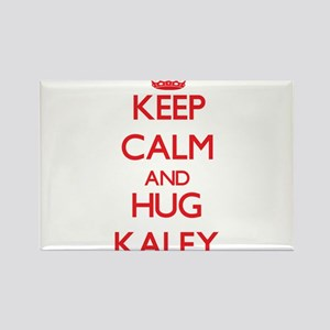 Keep Calm and Hug Kaley Magnets