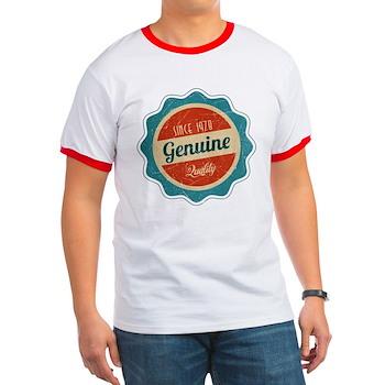 Retro Genuine Quality Since 1978 Ringer T