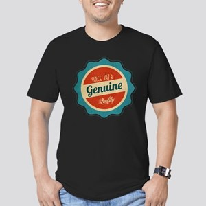 Retro Genuine Quality Since 1973 Men's Fitted T-Sh