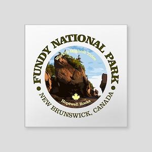 Fundy NP Sticker