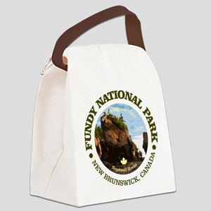 Fundy NP Canvas Lunch Bag