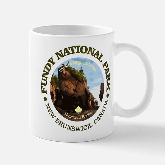 Fundy NP Mugs