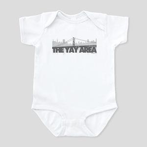 The Yay Area Infant Bodysuit