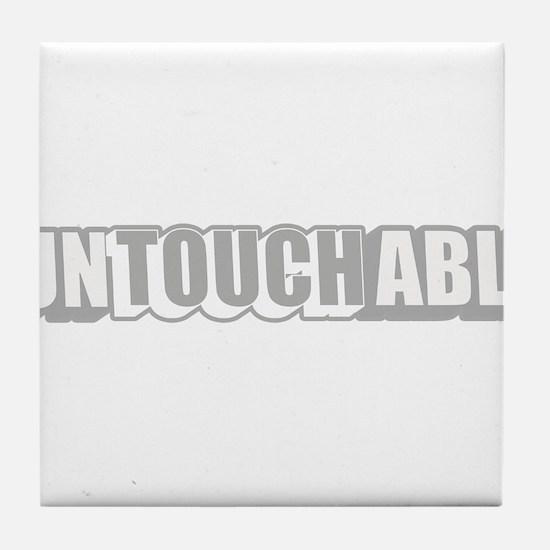 unTOUCHable Tile Coaster