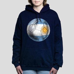 Argentina Football Hooded Sweatshirt