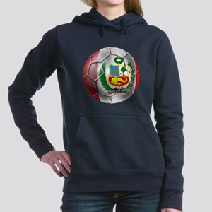 Peru Futbol Hooded Sweatshirt