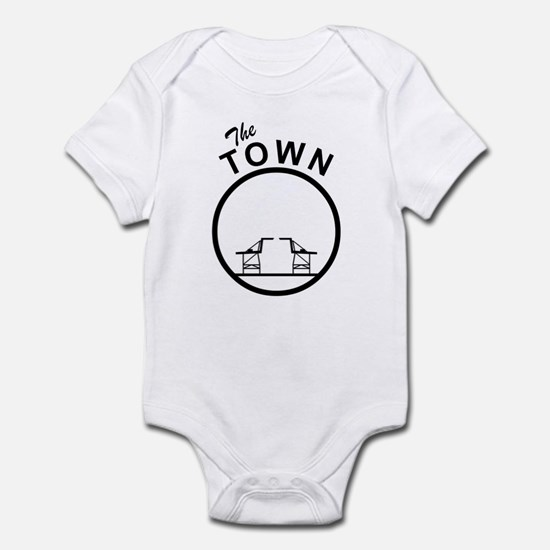 The Town Infant Bodysuit