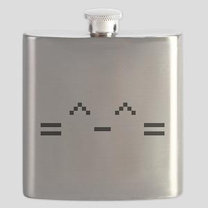 Happy Cat Flask