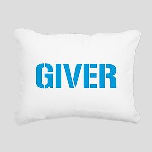 Giver Rectangular Canvas Pillow