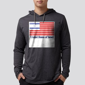 United States of Israe Long Sleeve T-Shirt
