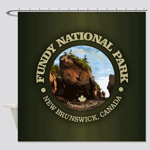 Fundy NP Shower Curtain