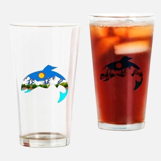 SPORT Drinking Glass