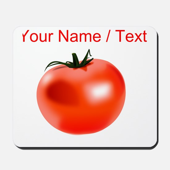 Custom Tomato Mousepad