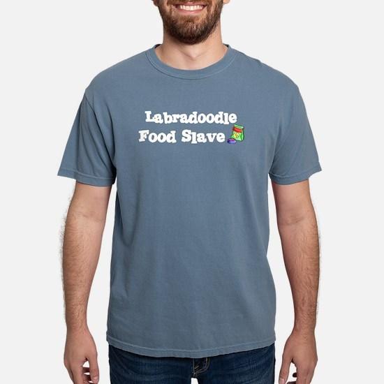 Labradoodle FOOD SLAVE T-Shirt