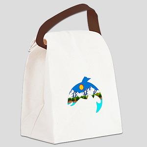 SPORT Canvas Lunch Bag