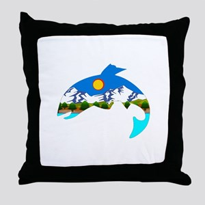 SPORT Throw Pillow