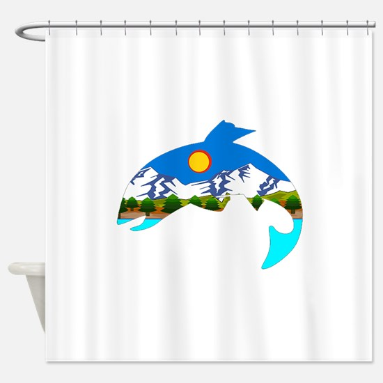 SPORT Shower Curtain
